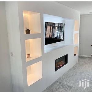Classy Modern Tv Unit Gypsum   Home Accessories for sale in Nairobi, Nairobi Central