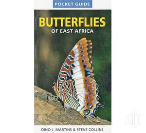Pocket Guide Butterflies of East Africa (Struik) by Collins   Books & Games for sale in Nyandarua, Karau