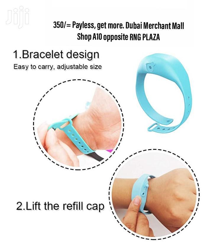 Sanitizer Wristbands