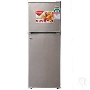 Rf/173 128 Liters 2 Doors Fridge(Silver) | Kitchen Appliances for sale in Nairobi, Nairobi Central