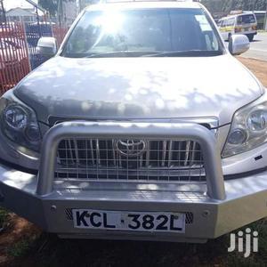 Toyota Land Cruiser Prado 2010 Silver | Cars for sale in Nairobi, Nairobi Central