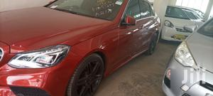Mercedes-Benz E250 2014 Red | Cars for sale in Mombasa, Tudor