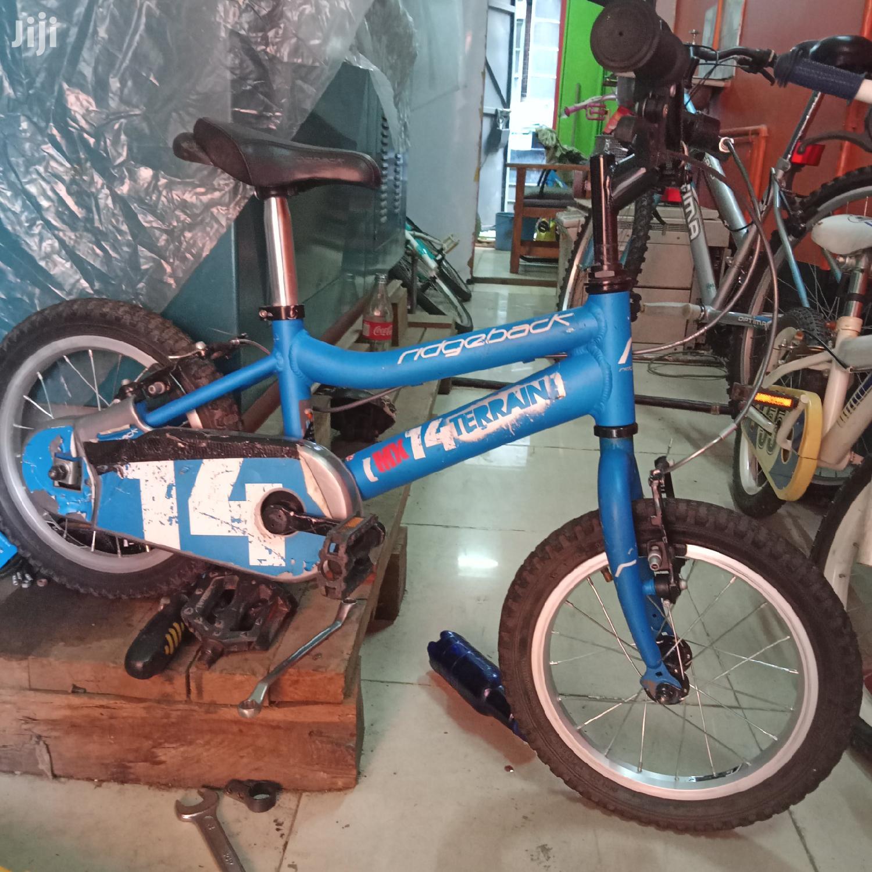 Ex Uk 3-5 Yr Old Kids Bicycle