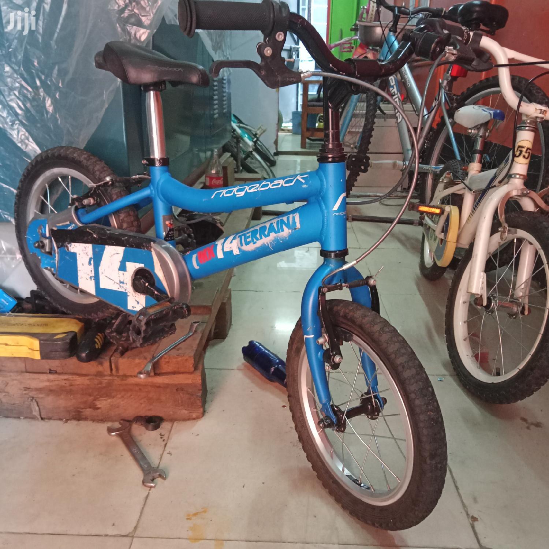 Ex Uk 3-5 Yr Old Kids Bicycle   Toys for sale in Ngara, Nairobi, Kenya