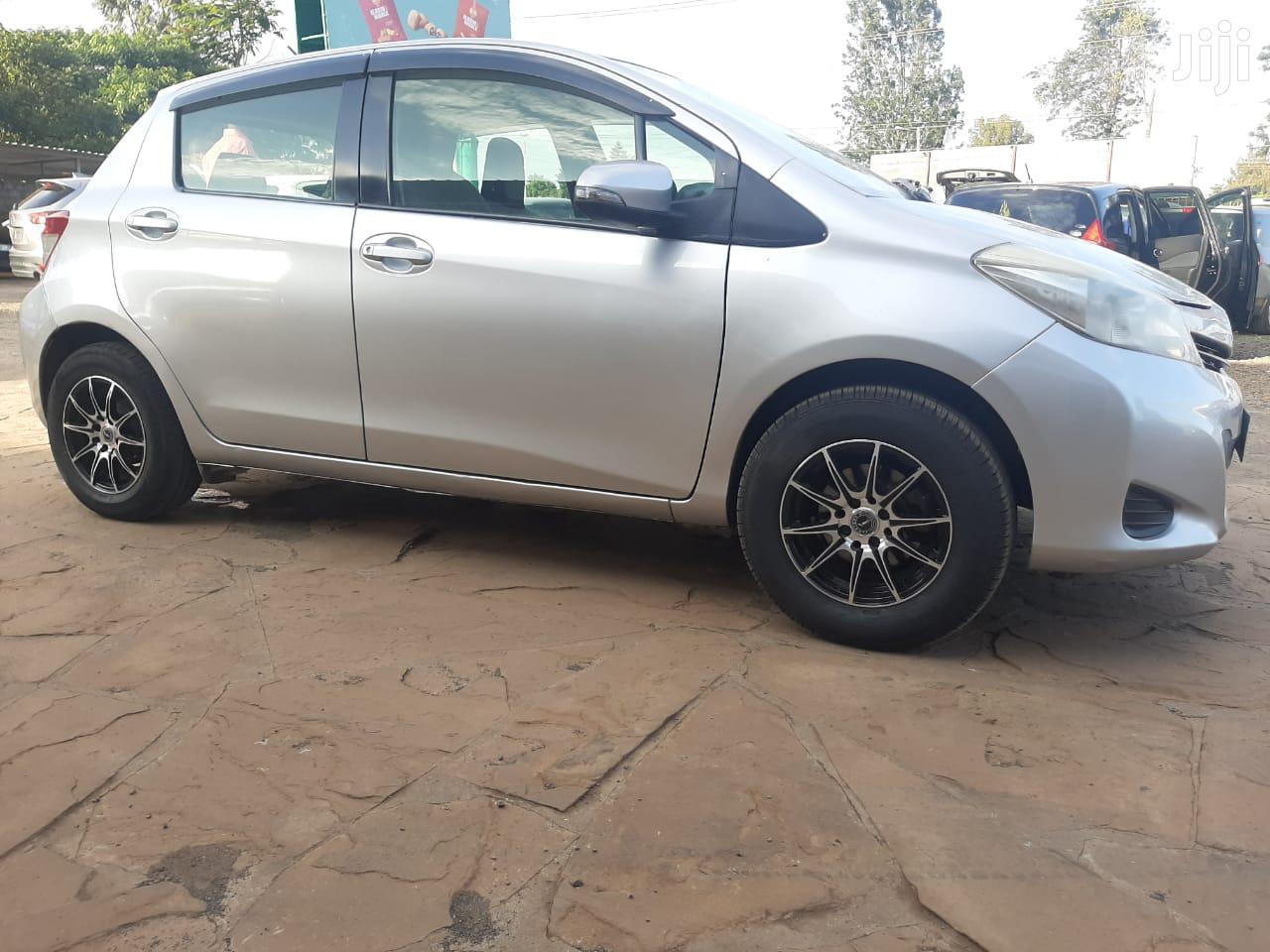 Toyota Vitz 2011 Silver | Cars for sale in Township E, Kiambu, Kenya