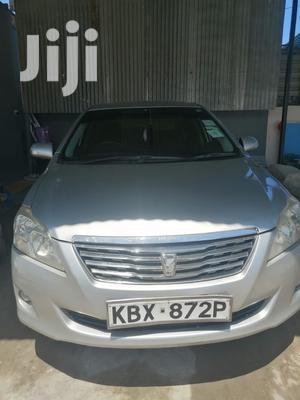 Toyota Premio 2007 Silver   Cars for sale in Mombasa, Kisauni