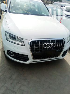 Audi Q5 2014 White | Cars for sale in Mombasa, Kisauni