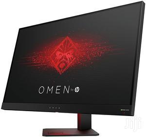 "Hp Omen 27i QHD Ips 2560 165hz Gaming Monitor 27"" 1ms | Computer Monitors for sale in Nairobi, Nairobi Central"