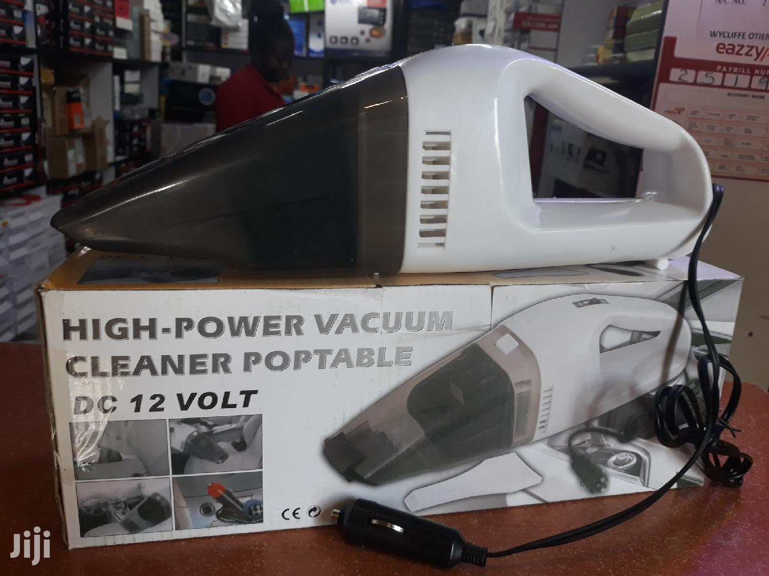 High Power Car Vacuum Cleaner 12v | Vehicle Parts & Accessories for sale in Nairobi Central, Nairobi, Kenya