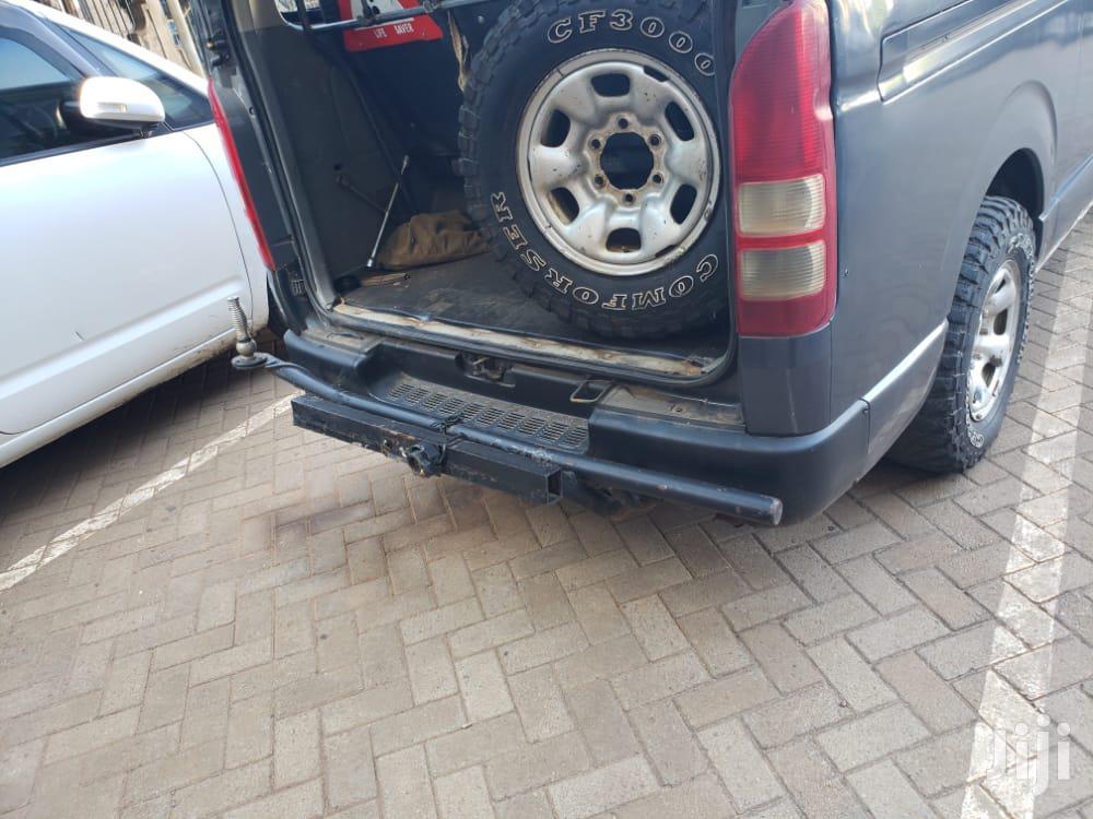 Toyota HMV 2006 Black For Sale | Buses & Microbuses for sale in Embakasi, Nairobi, Kenya