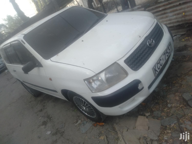 Toyota Succeed 2007 White | Cars for sale in Mvita, Mombasa, Kenya