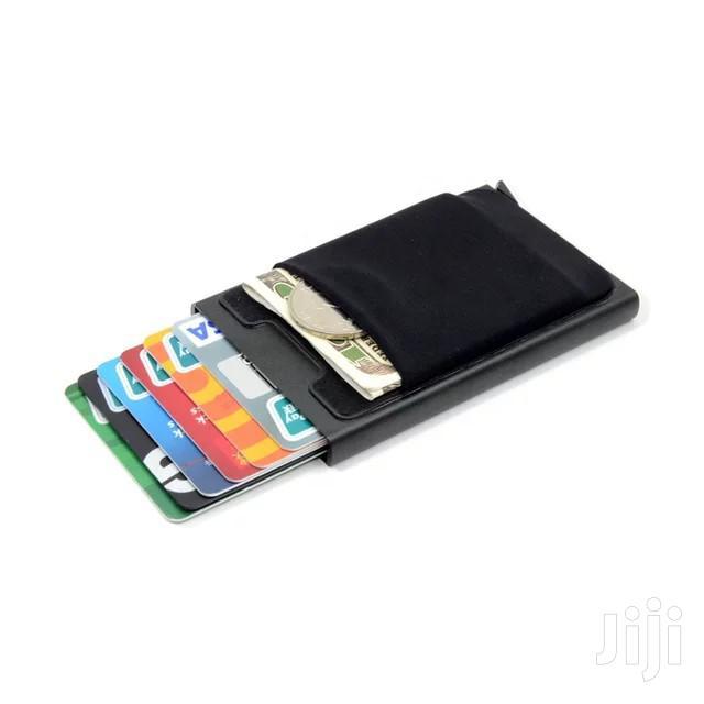 Automatic Aluminium Pop Up Credit Card Holder Wallet | Bags for sale in Nairobi Central, Nairobi, Kenya