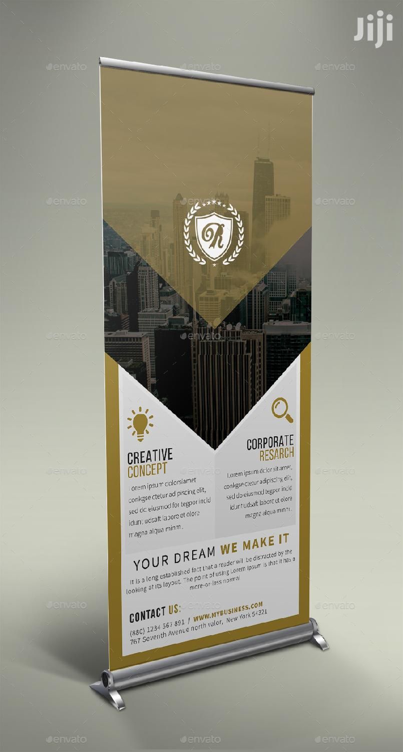 Roll - Up Banner