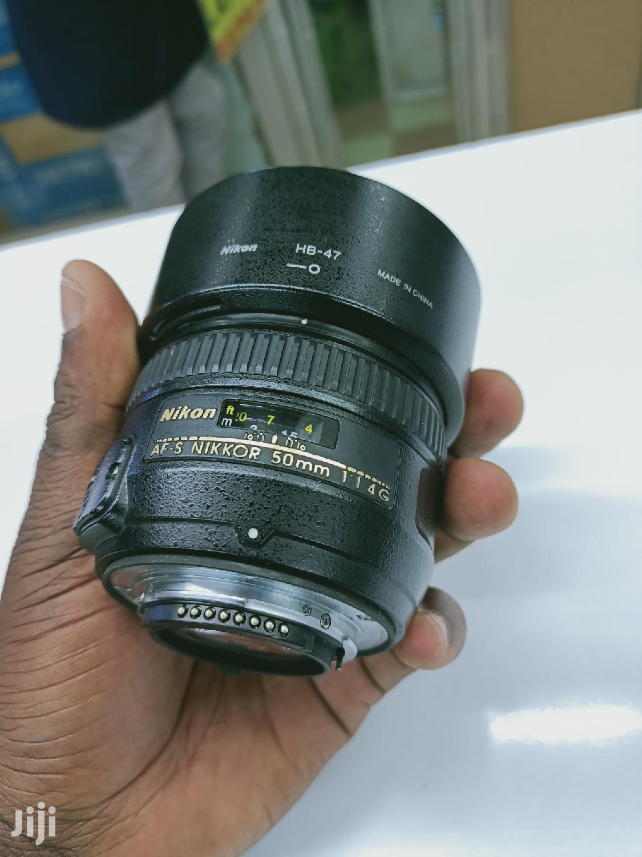 Nikon AF-S Nikkor 50mm Zoom Lens | Accessories & Supplies for Electronics for sale in Nairobi Central, Nairobi, Kenya