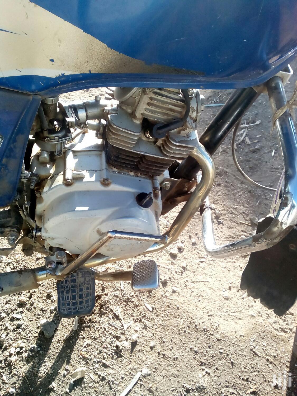 Archive: TVS Apache 180 RTR 2012 Blue
