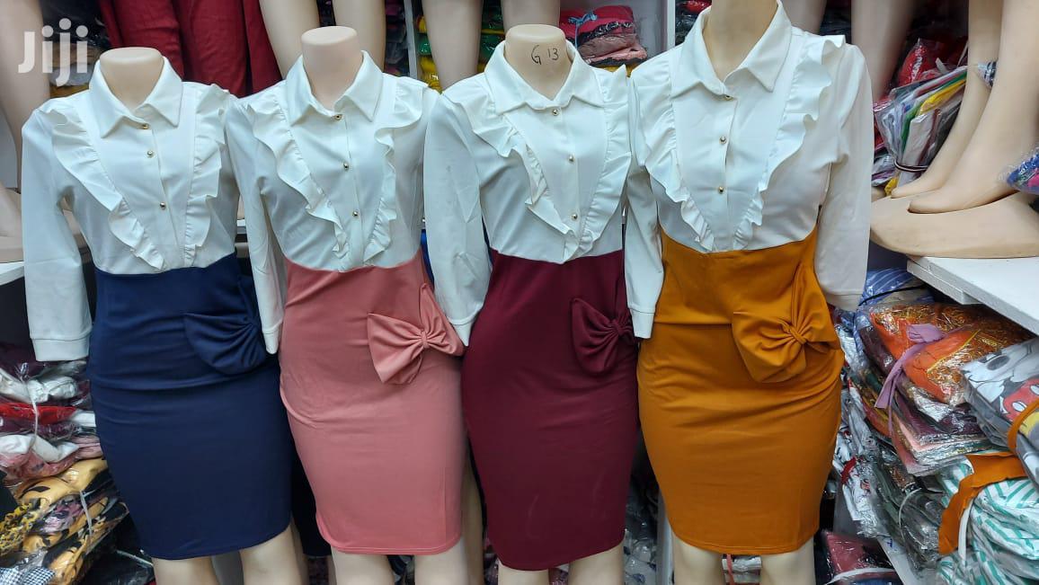 Official Classy Women's Dress