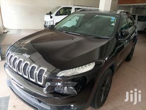 New Jeep Cherokee 2014 Black   Cars for sale in Mombasa, Mvita