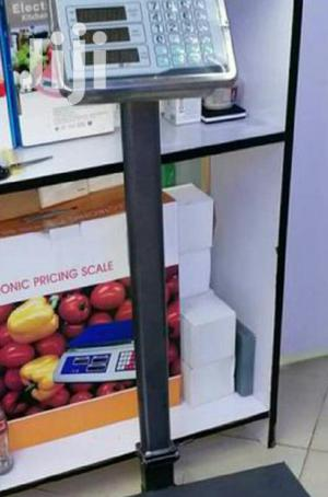 300kg New Digital Platform Weighing Scale | Store Equipment for sale in Nairobi, Nairobi Central