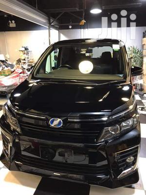 Toyota Voxy 2014 Black   Cars for sale in Mombasa, Mvita