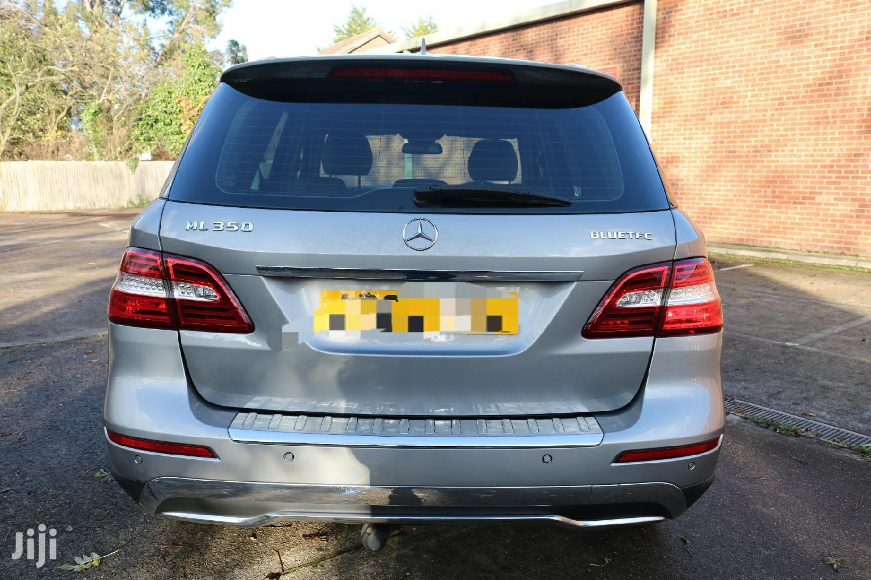 Mercedes-Benz M Class 2014 Gray | Cars for sale in Runda, Nairobi, Kenya
