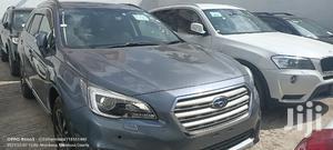 Subaru Outback 2015 Blue   Cars for sale in Mombasa, Tudor