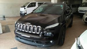 Jeep Cherokee 2014 Black   Cars for sale in Mombasa, Tudor