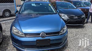Volkswagen Golf 2013 Blue | Cars for sale in Nairobi, Nairobi Central
