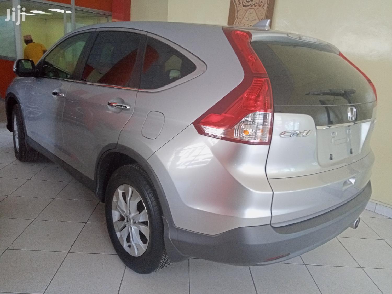 Honda CR-V 2013 Silver   Cars for sale in Tudor, Mombasa, Kenya