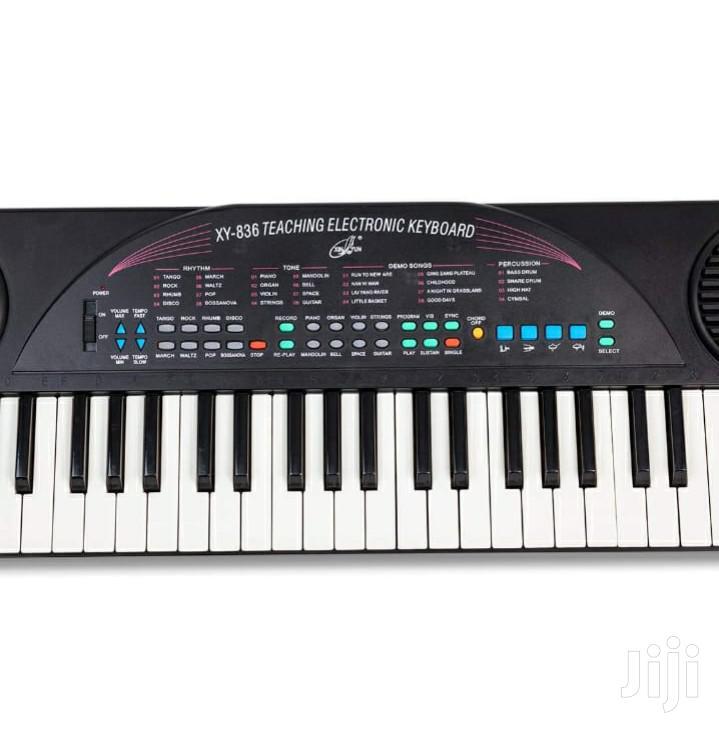 XY-836 Key Touch Sensitive Portable 61keys Keyboard