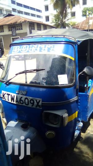 Piaggio 2014 Blue   Motorcycles & Scooters for sale in Mombasa, Changamwe
