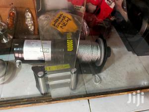 Electric Winch Motorvehicle Car Winch 1ton | Vehicle Parts & Accessories for sale in Nairobi, Nairobi Central