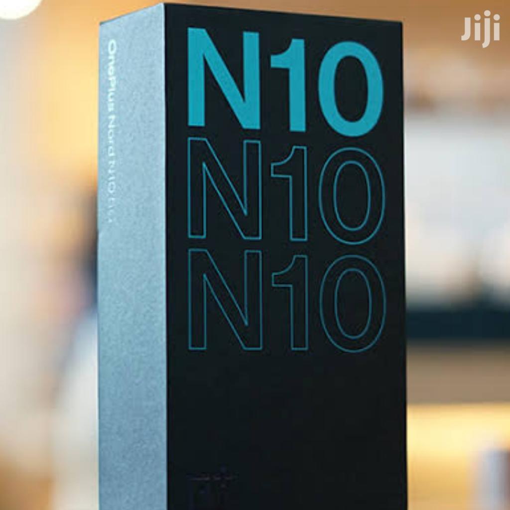 New OnePlus Nord N10 5G 128 GB Black