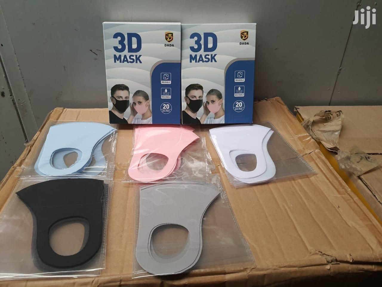 3d Mask Dada Washable