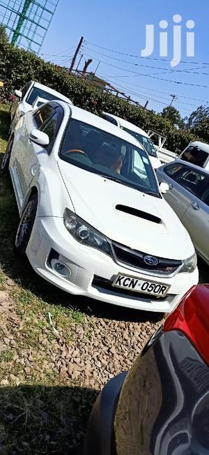 Subaru Impreza 2011 WRX Sedan STI Limited White | Cars for sale in Nairobi, Makadara