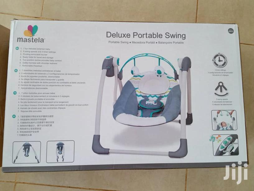Electric Baby Swing   Children's Gear & Safety for sale in Nairobi Central, Nairobi, Kenya