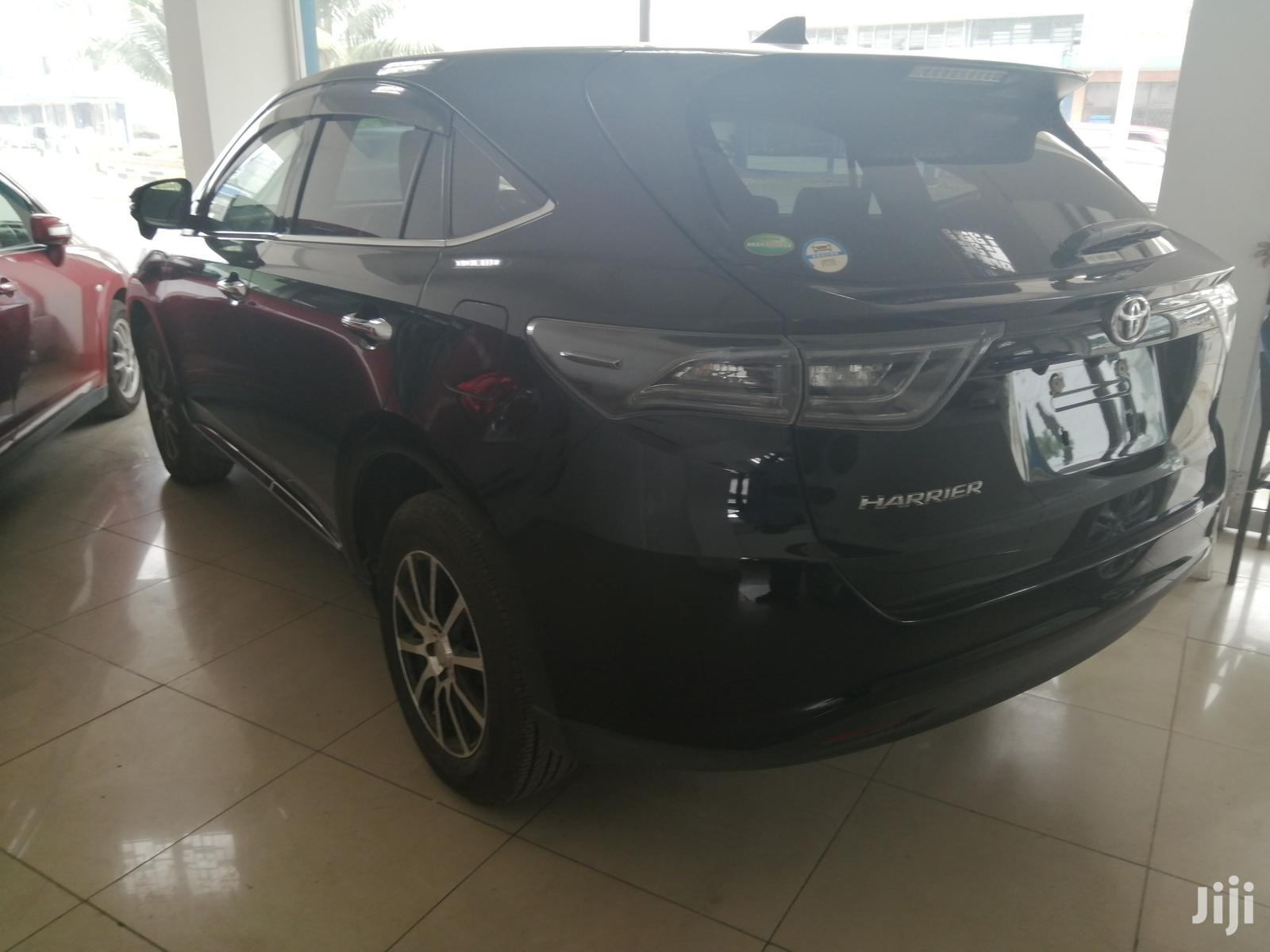 Toyota Harrier 2012 Black | Cars for sale in Mvita, Mombasa, Kenya