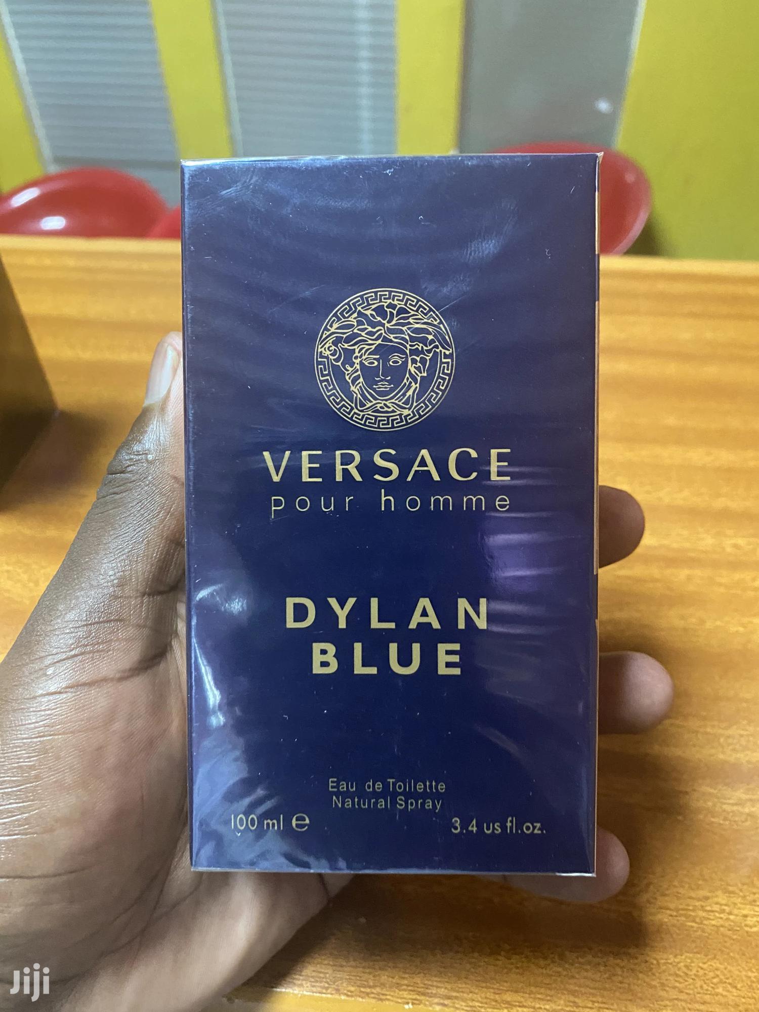 Versace Men's Spray 100 Ml