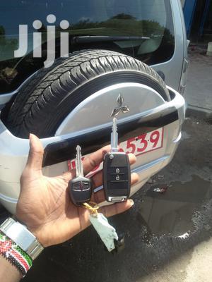 Mitsubishi Key Upgrade(Upgraded Flip Key Programming)   Automotive Services for sale in Mombasa, Nyali