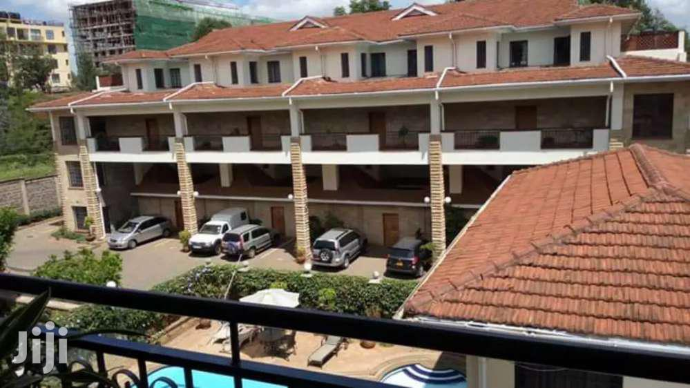 Spacious 4br With Sq Duplex Apartment To Let In Kilimani At Riara Road