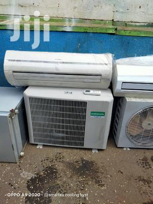 Used Air Conditioner Machine Good Condition   Home Appliances for sale in Nairobi, Ngara