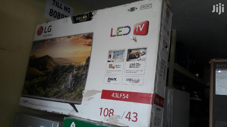 "LG 43"" Analogue Original | TV & DVD Equipment for sale in Embakasi, Nairobi, Kenya"