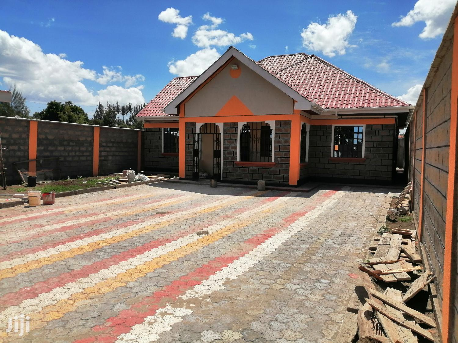 3 Bedroom All Ensuite House With SQ in Ngata.