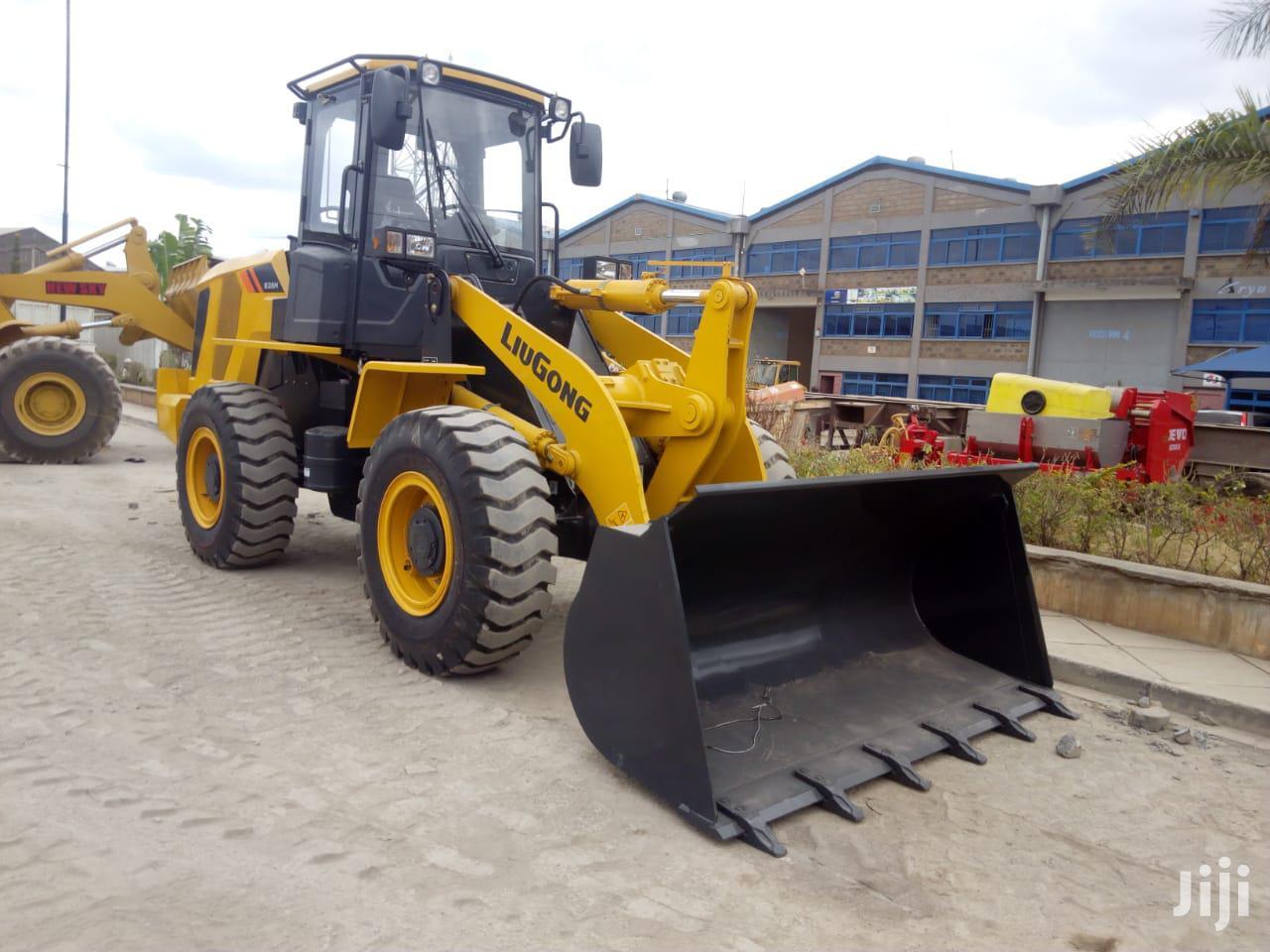 Liugong 3ton Wheel Loader 2020 Yellow for Sale