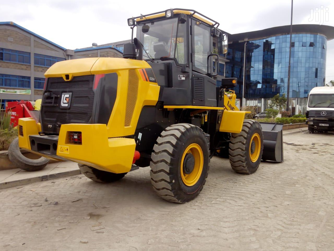Liugong 3ton Wheel Loader 2020 Yellow for Sale   Heavy Equipment for sale in Imara Daima, Nairobi, Kenya