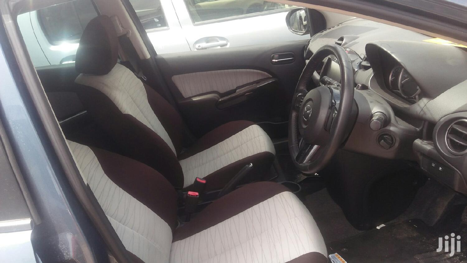 New Mazda Demio 2013 Gray | Cars for sale in Mvita, Mombasa, Kenya