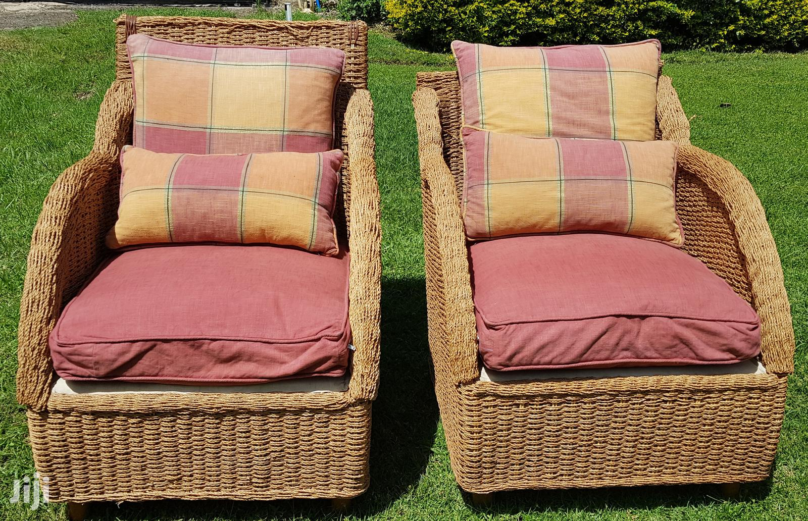 Archive: Two Arm Chairs