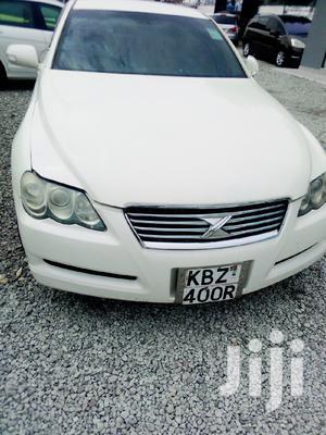 Toyota Mark X 2008 White | Cars for sale in Mombasa, Kisauni