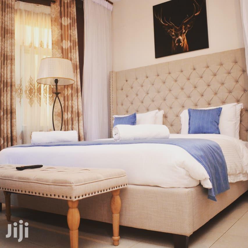 Furnished 4 Bedroom Apartment