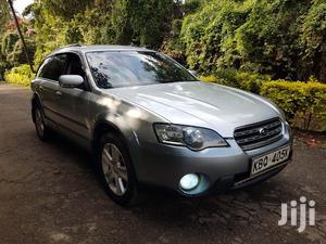 Subaru Outback 2004 2.5 Limited Wagon Silver | Cars for sale in Nairobi, Runda