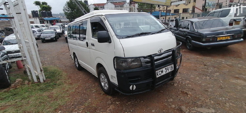 Toyota Hiace Van   Buses & Microbuses for sale in Nairobi Central, Nairobi, Kenya